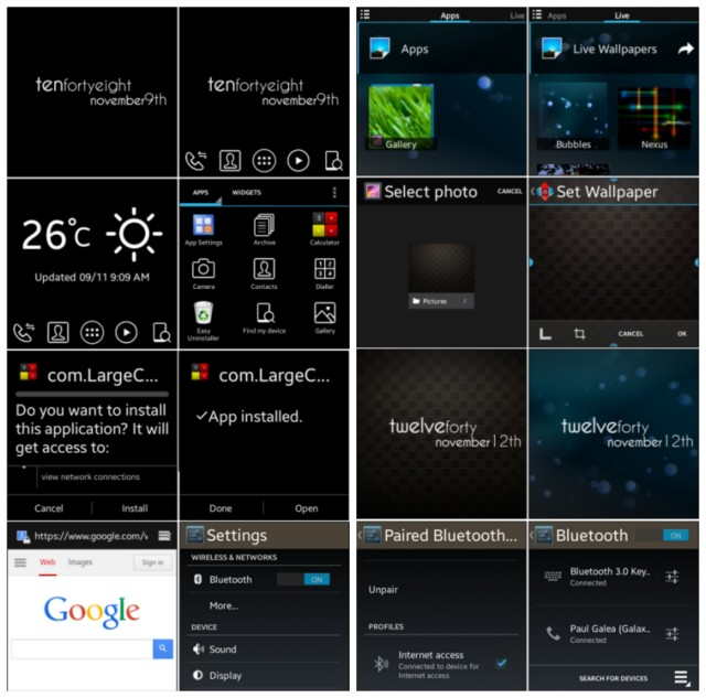 Galaxy Gear custom ROM