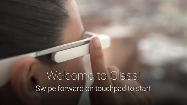 Google Glass XE11 setup