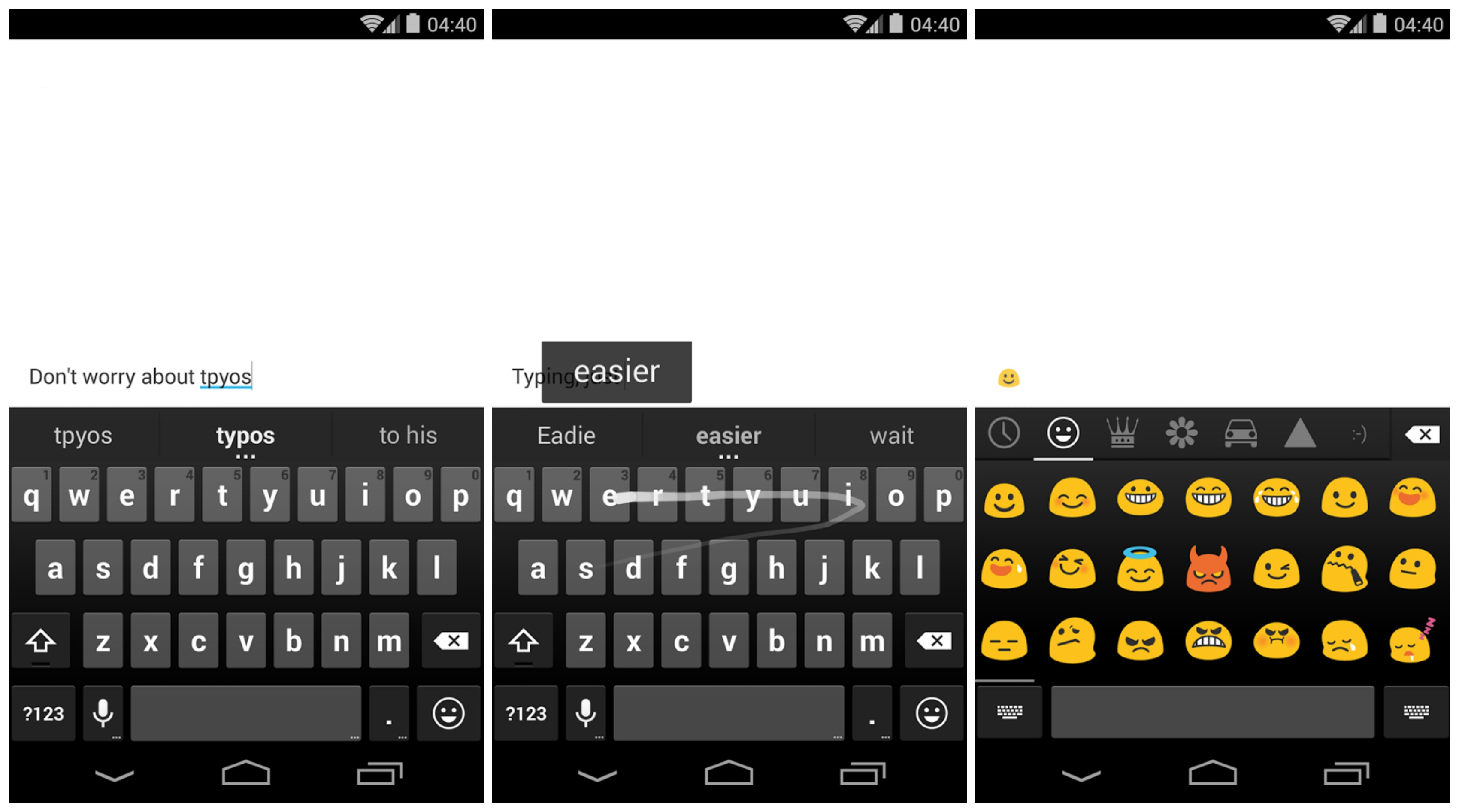 how to change from samsung keyboard to google keyboard