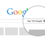 Google Voice Search extension