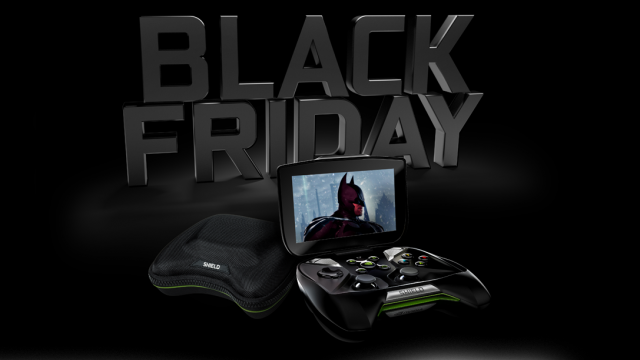 NVIDIA SHIELD Black Friday deal