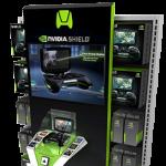 NVIDIA Shield Kiosk