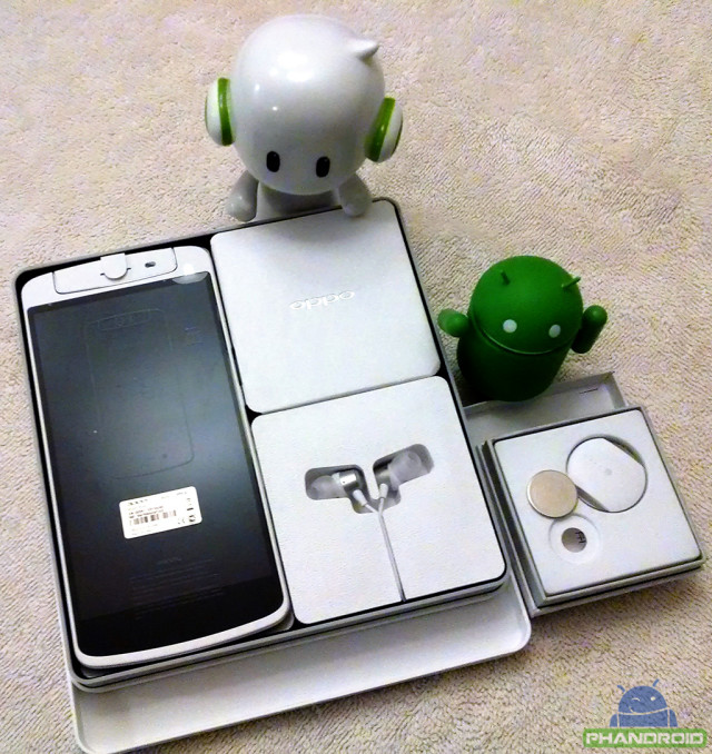 Oppo_N1_Unboxing