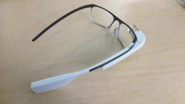Google Glass prescription 2