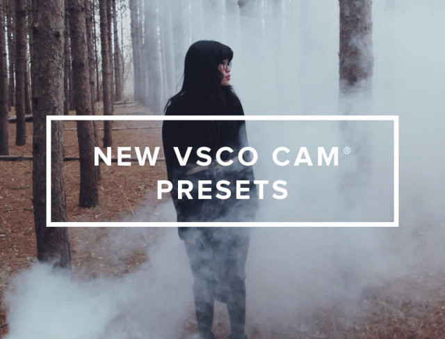 New VSCO Cam Presets Android