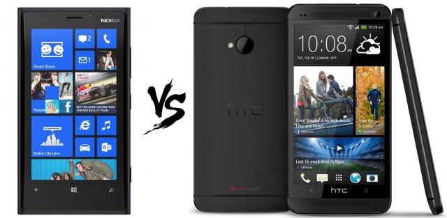 Nokia vs HTC