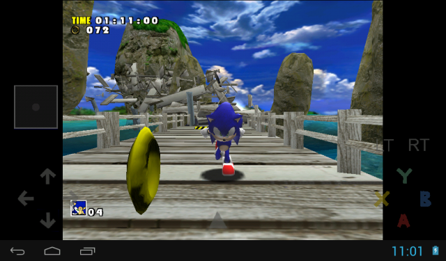 Reicast Dreamcast emulator for Android