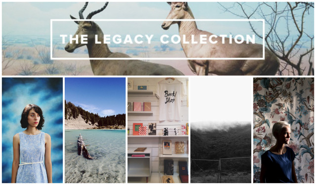 VSCO Cam The Legacy Collection