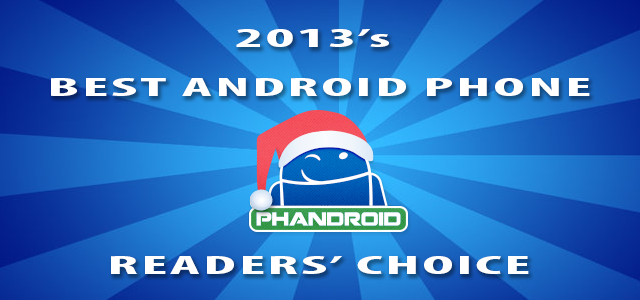 best android phone 2013