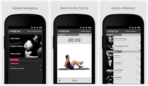 p90x app