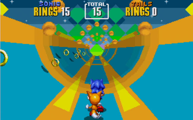 sonic the hedgehog 2 screen