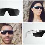 Google Glass Shades: Active