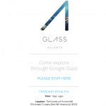 Google Glass US Tour 2014 Atlanta GA