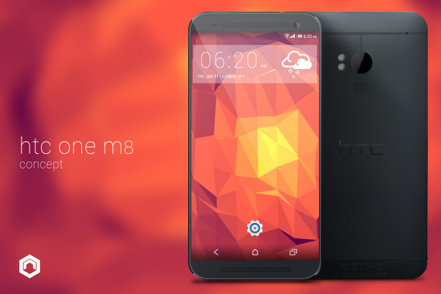 HTC M8 One 2 concept