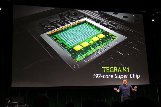 Tegra K1 Announced