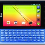 LG Optimus F3Q (horizontal keyboard)