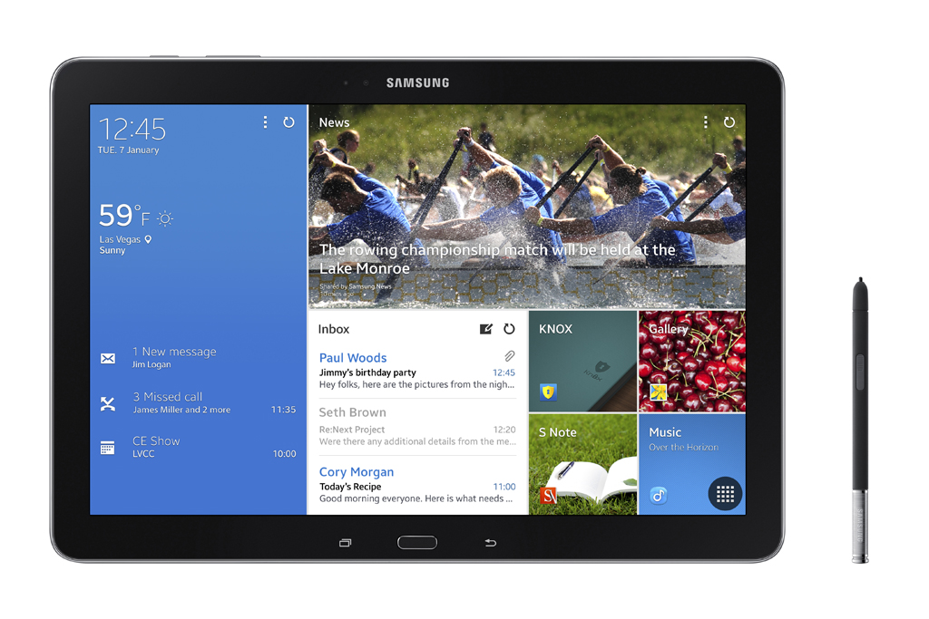 Pre-order the Samsung Galaxy NotePro and TabPro