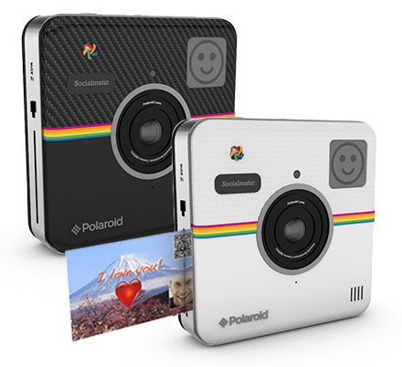 polaroid's socialmatic 14 megapixel android camera looks