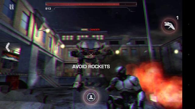 RoboCop boss