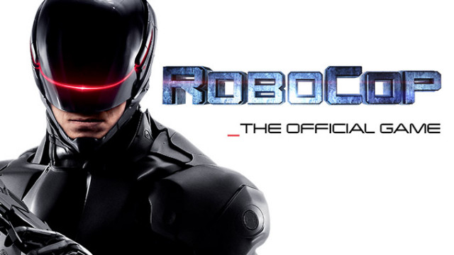 Robocop game featured