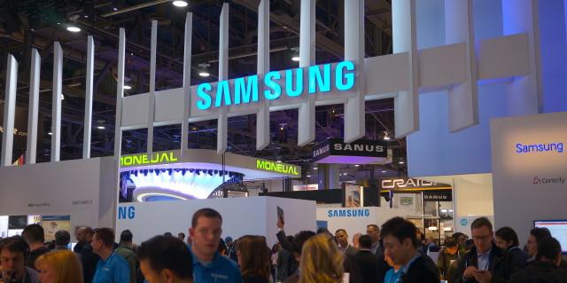 Samsung CES 2014 DSC05150