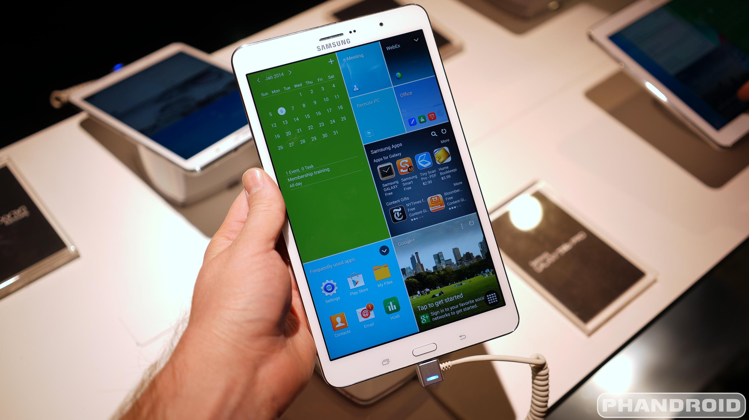 Samsung Galaxy Tab Pro 8.4 DSC05087 Offerta: Samsung Galaxy Tab Pro 8.4 LTE in offerta a 249€ solo per domani
