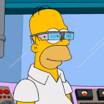 Simpsons Oogle Goggles thumb