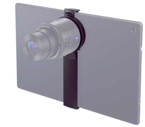 Tablet photographers rejoice! Sony has a QX camera lens ...