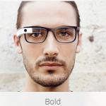 google glass titanium bold