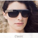 google glass titanium classic
