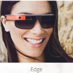 google glass titanium edge