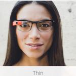google glass titanium thin