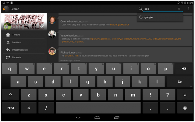 talon for twitter tablets