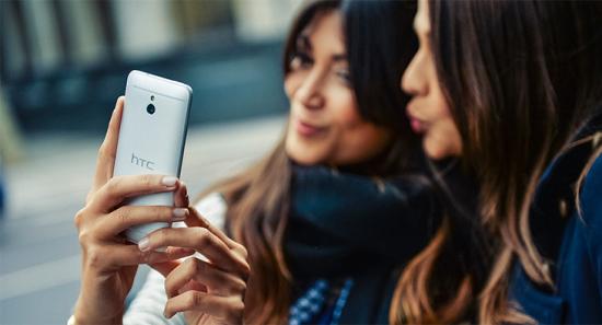 HTC One Selfie