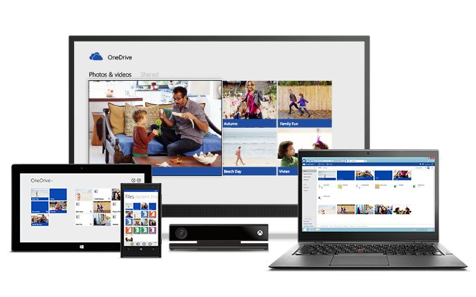 Microsoft slashes OneDrive cloud data storage limits