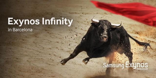 Samsung Exynos Infinity teaser