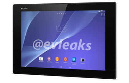 Sony Xperia Z2 Tablet leak2