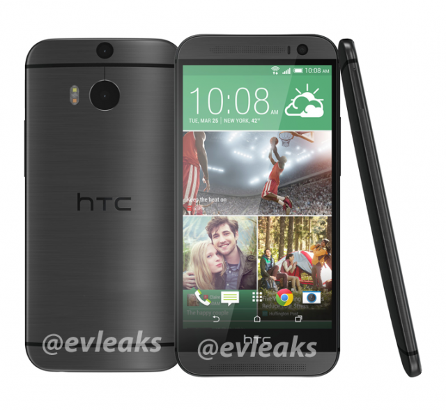 htc one gray