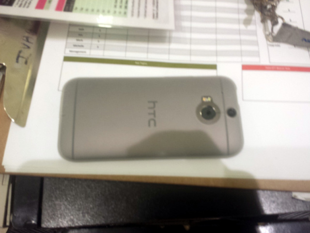 new htc one leak