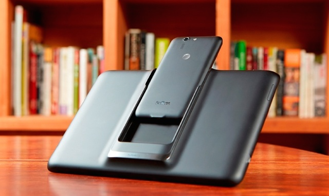 ASUS PadFone Infinity X back