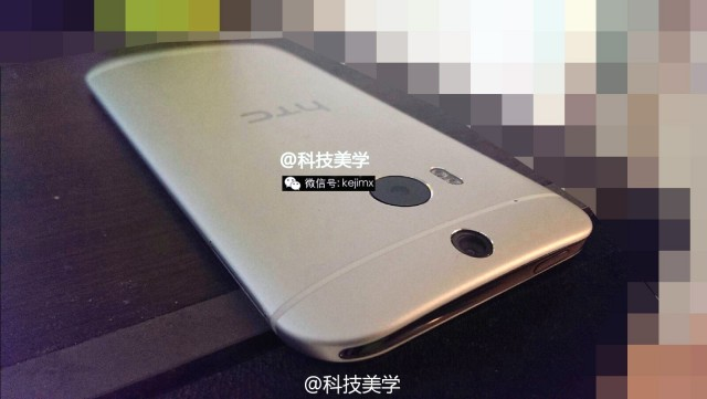 All New HTC One M8 leak high res