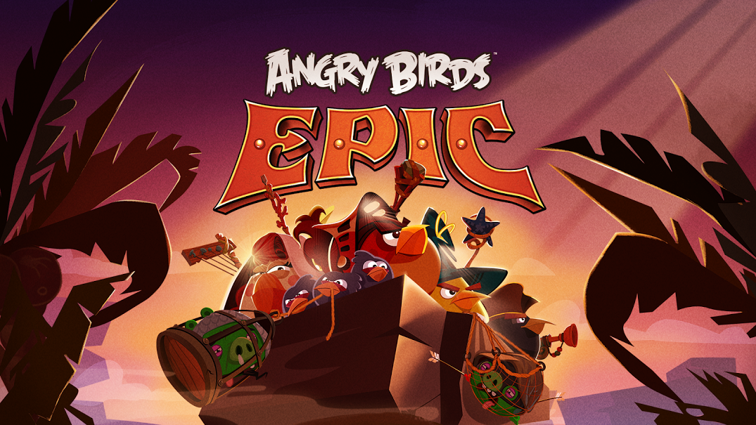 Angry Birds Epic flips the script with a turn-based RPG (who saw that