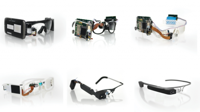 Google Glass 2 year Evolution