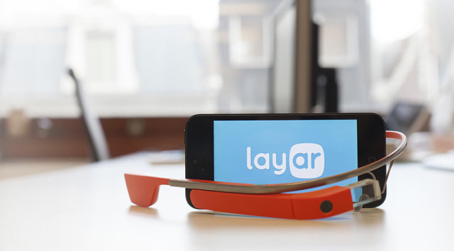 Google Glass Layar 1
