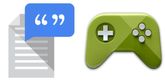 Google Play Games TTS updates
