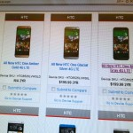 HTC One 2014 Verizon pricing