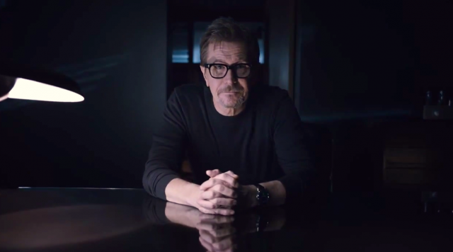 HTC One M8 commericial Gary Oldman