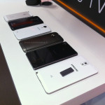 HTC One side by side comparison thyumb