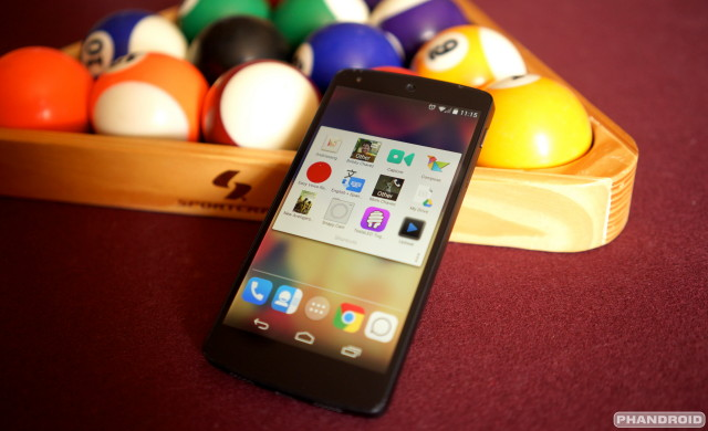 Nexus 5 shortcuts DSC05742 640x390 - Android 101: Shortcuts are the best Android feature you aren't using
