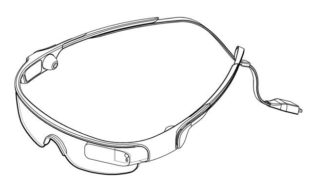 Samsung Gear Glass patent